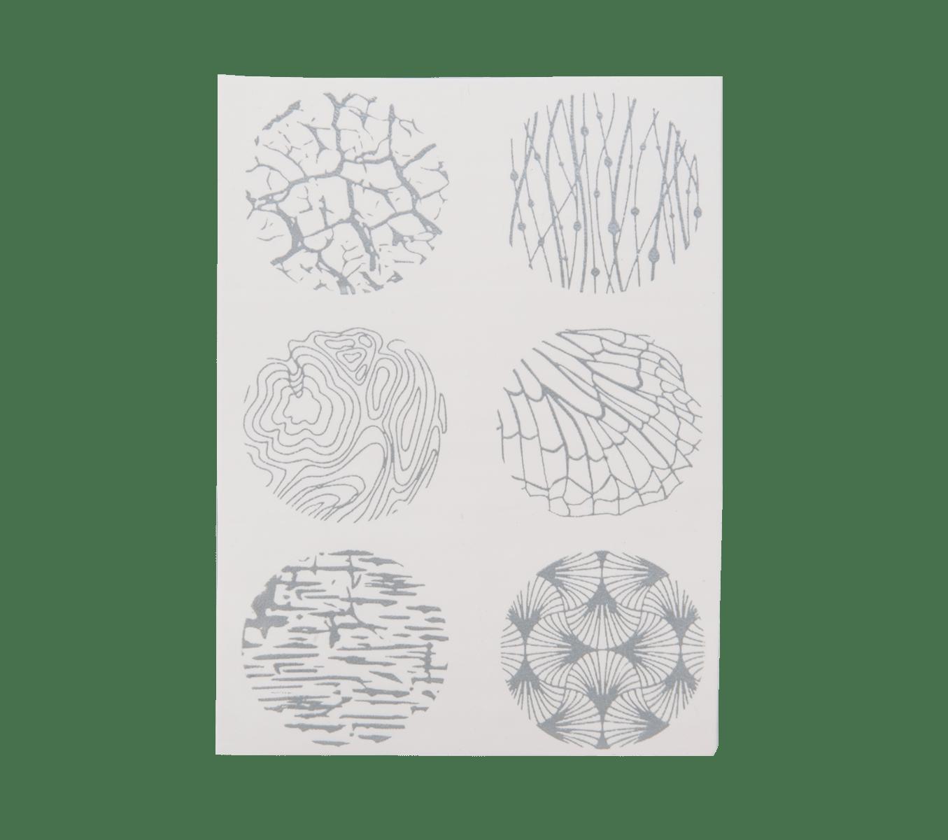 Sculpey Nature Silk Screen Polymer Clay Tools  Fondant