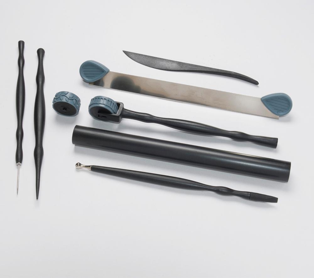 Sculpey Essential Tool Kit Clay Polymer Multi Tools Set