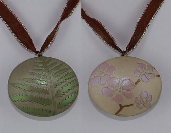 premo! Sculpey Reversible Nature Bead