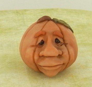 Super Sculpey® Pumpkin