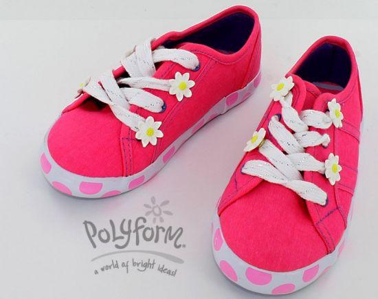 Sculpey® III Flower Shoelaces