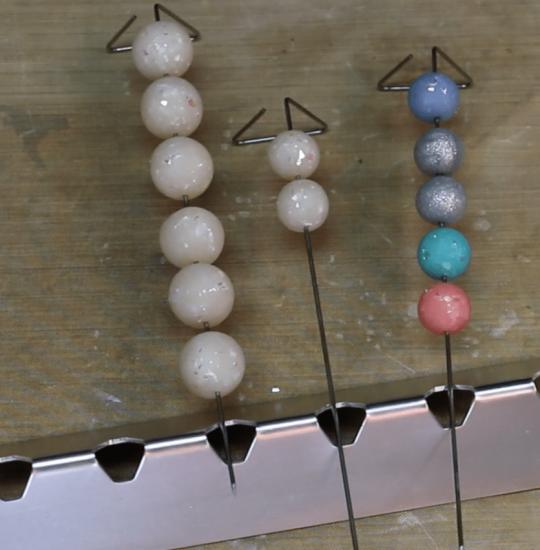 Jewelry Basics - Creating Opal Beads