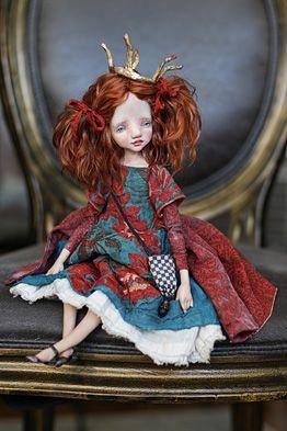 January Artist Inspiration - Dollmaking