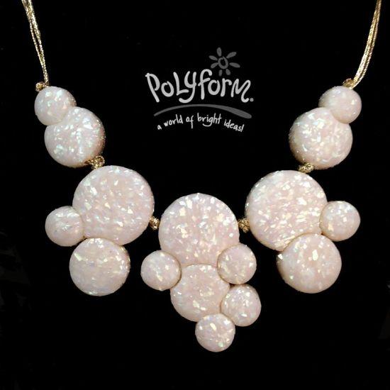 premo! Accents Opal Bubble Necklace