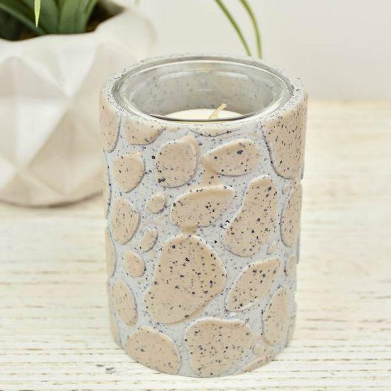 """Liquid Sculpey® and Original Sculpey® """"Taken for Granite"""" Vase"""