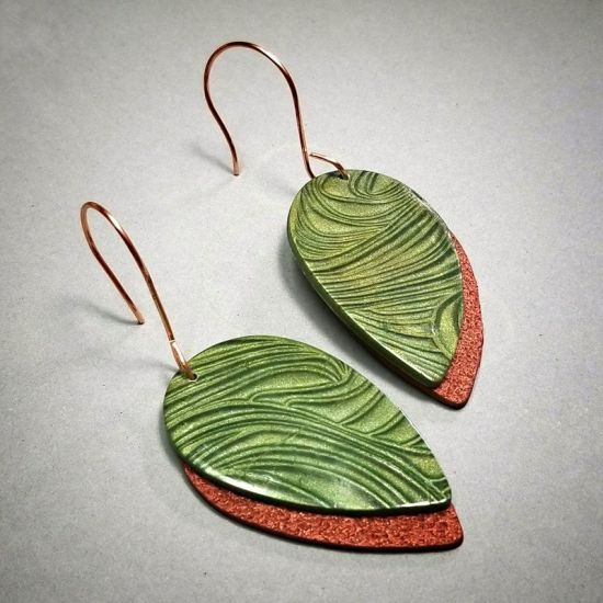 Premo Accents Mica Shift Earrings
