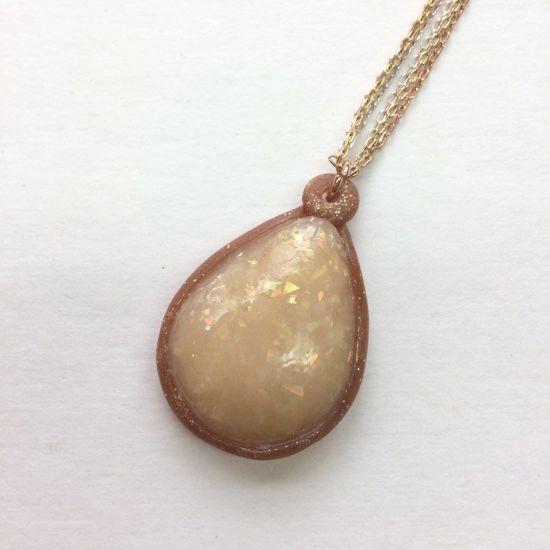 premo Sculpey Accents Opal Pendant