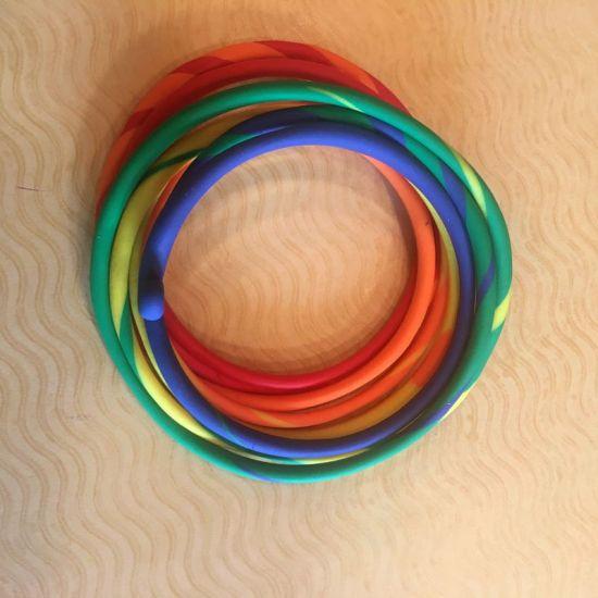 Sculpey Bake 'n Bend Spring Bracelet