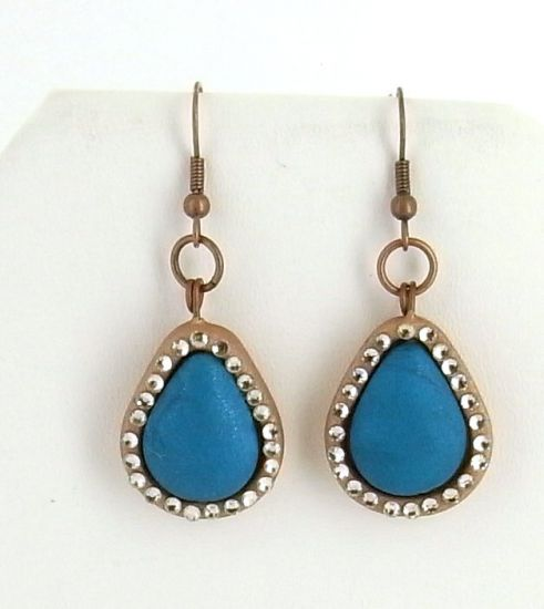 premo! Tear Drop Earrings
