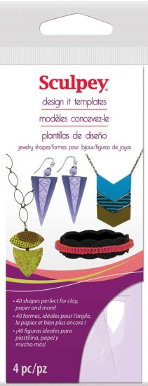 Jewelry Shape Templates