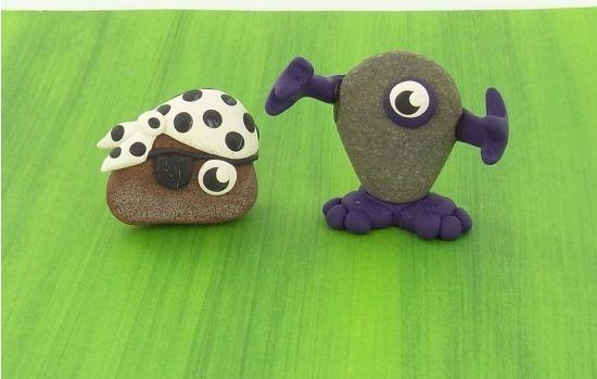 Sculpey® III Pet Rocks