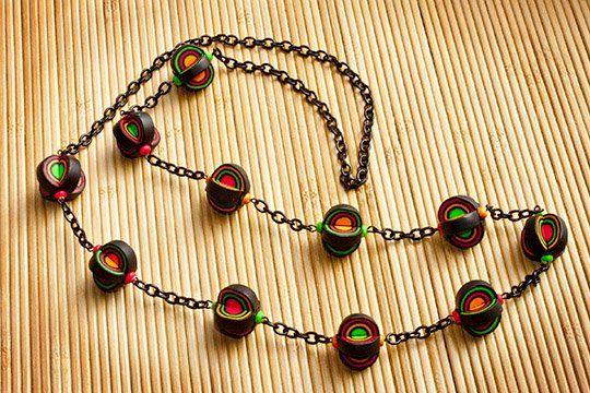 premo! Neon Brights Necklace
