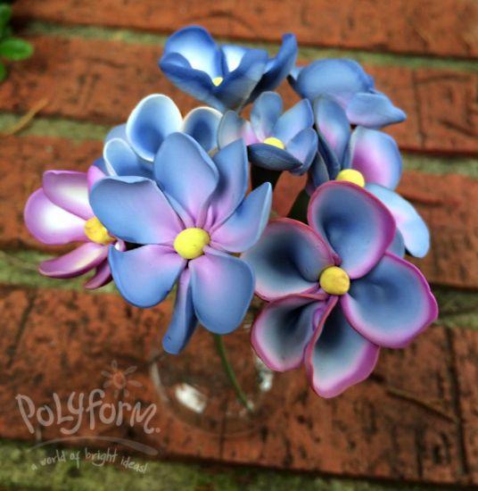 Premo! Five Petal Floral Bouquet
