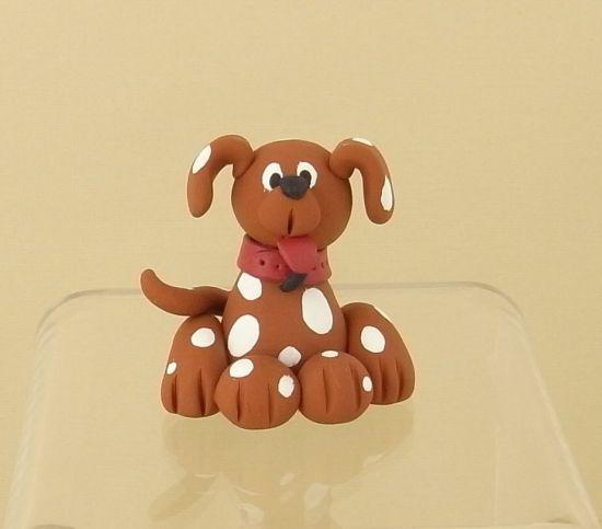 Original Sculpey Dog