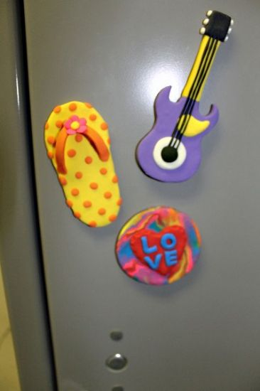 Sculpey® Bake Shop Tween Locker Magnets