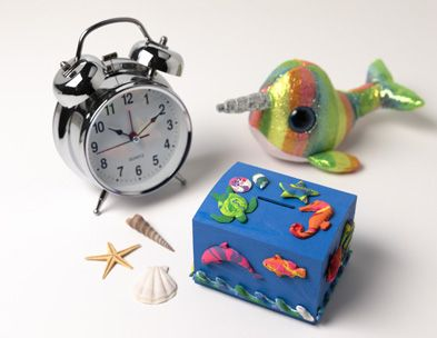 Sculpey® Bake Shop Sea Life Bank