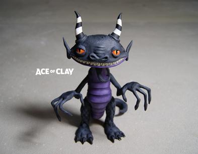Artist Inspiration - Ace of Clay Bogeyman