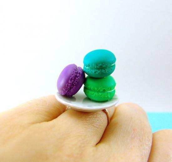 Premo Mini Macaroon Ring