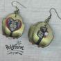 premo! Sculpey Queen of Hearts Earrings