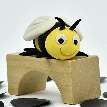Sculpey Bake Shop®  Bendy Bumble Bee