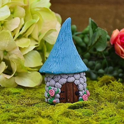 Original Sculpey® Granite Miniature Fairy House