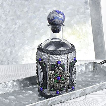 Sculpey Premo™ Steampunk Bottle