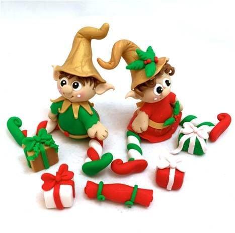 premo! Christmas Elves