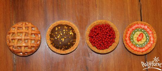 premo! Miniature Clay Desserts