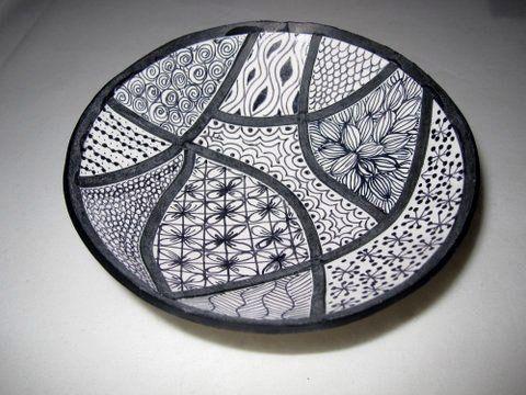 Premo! Zen Doodle Bowl