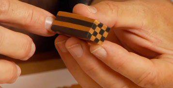 Sculpey Premo™ Checkerboard Cane