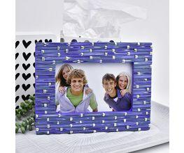 Sculpey® Soufflé Bam-Blue Frame