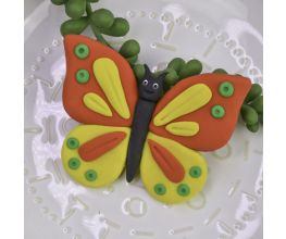 Sculpey Bake Shop® Bendy Butterfly