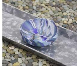 Sculpey PremoTM  Marbled Coil Dish