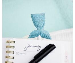 Sculpey Premo™ Mermaid Bookmark