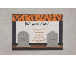 Sculpey® III Halloween Invite
