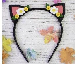 Sculpey III® Cat Ears Headband