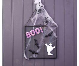 Liquid Sculpey® Halloween Floating Frame