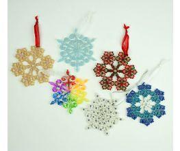 Liquid Sculpey® Sparkling Snowflakes