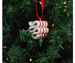 Sculpey III® Ribbon Candy Ornaments