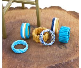Sculpey Premo™ & Sculpey Souffle™ Stacking Rings