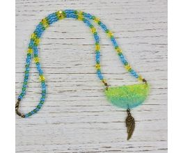 Liquid Sculpey® Twinkle Star Necklace
