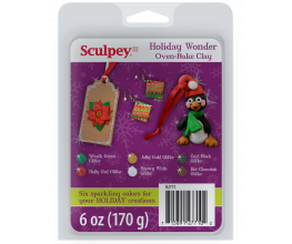 Sculpey III Halloween Whimsy Multi-Pack