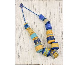 Liquid Clay Challenge: Hollow Bead Necklace