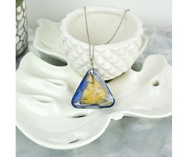 Liquid Sculpey® Amber Flow Necklace