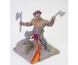 April Artist Inspiration - Ace of Clay Art Warrior