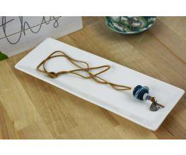 Sculpey III Pebbles Necklace