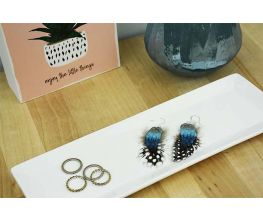Sculpey III® Whimsy Wings Earrings