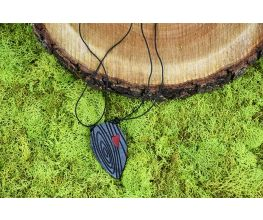 Premo™ Heart of the Woods Pendant