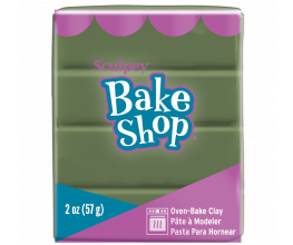 Sculpey® Bake Shop Olive Green 2 oz
