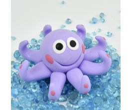 Sculpey Bake Shop Light™ Octopus Bathtub toy